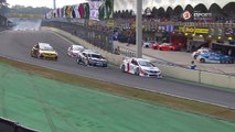 Copa Petrobrás de Marcas 2016. Race 2 Autódromo de Interlagos. Start Pile Up