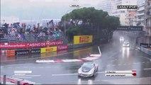 Porsche Mobil 1 Supercup 2016. Circuit de Monaco. Klaus Bachler Hard Crash