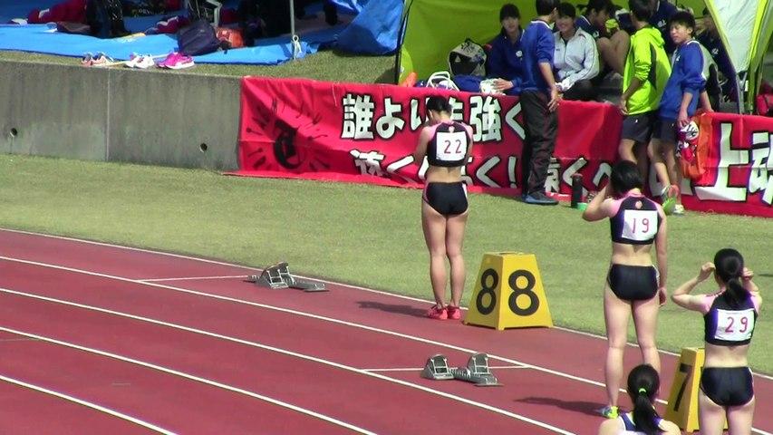 第43回下越陸上競技選手権大会 女子一般400m 決勝