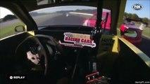 Aussie Racing Cars 2016. Race 4 Phillip Island. Chris Stevenson Huge Crash