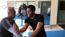 Chadwick Boseman Training For Black Panther