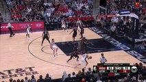 Spurs Lose Tony Parker to Injury, Tim Duncan Pep Talk Aldridge! Rockets Spurs Ga