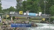 Championnat de France Elite Slalom - Course 2 C2M / K1D / C1H