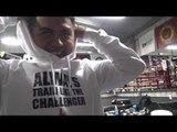 ROBERT MIKEY BiG G PITA PALLO AND RAIBOW EsNews Boxing