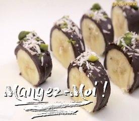 """Découvrez la """"banane sushi"""" :  idéale pour vos dîners entre amis !"""
