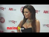 Kirsten Price at 2012 AVN AWARDS Show Red Carpet Arrivals