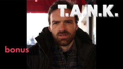 TANK | Interview Alban Lenoir | STUDIO+ avec Démotivateur