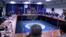 Euroambasadori takon krerët e Lëvizjes BESA dhe BDI-së
