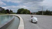 Découvrez le seul vélomobile d'Aquitaine