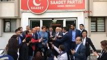 Meral Akşaner'in Saadet Partisi Ziyareti Sonrası Açıklamaları