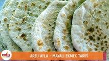 Tavada Mayalı Ekmek Tarifi _ Ev Yapımı Ekmek