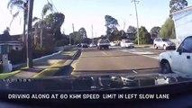 Road Rage Wankers in WRX Fail