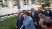 Meral Akşaner Saadet Partisi Ziyareti Sonrası Açıklama Yaptı