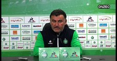 POINT PRESSE (ASSE) : AVANT ST ETIENNE - BORDEAUX