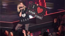 Miley Cyrus Gives Fans An Update In New Billboard Mag Issue