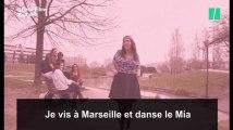 Une californienne rend hommage à Marseille, sa ville d'adoption, avec une chanson et un clip