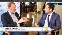 EXCLUSIVE - Cheddar Interviews David Steinberg, CEO of Zeta Global