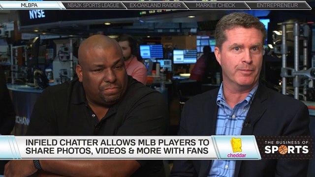 Bobby Bonilla Discusses New Social Media App 'Infield Chatter' for MLB Players