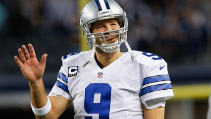 Tony Romo OFFICIALLY Turning Pro in His 2nd Favorite Sport