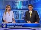 Producción audiovisual ecuatoriana Afuera Vives estrenada por la CNT