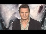 Liam Neeson at THE GREY Premiere Arrivals