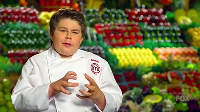 MasterChef Junior - S05E12 - The Muppets Take MasterChef