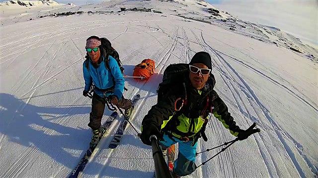 KafDor Norway trip 2017 Hardangervidda