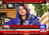 PTI Leader Imran Ismail misbehaves with PMLN Leader Maiza Hameed on Talashi Question