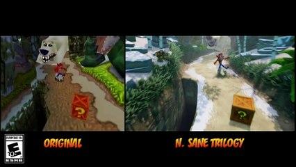 Un-Bearable Transformation   Crash Bandicoot N. Sane Trilogy de Crash Bandicoot N.Sane Trilogy