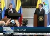 Colombia: mil hombres de las FARC dejarán las armas