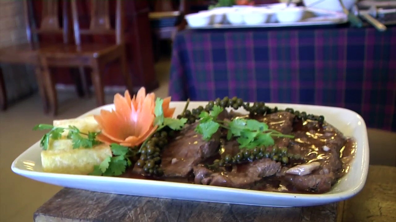Niu Thuy Nga Rice – Delicious Meat From Beef