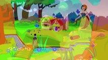 Blanche Neige et les 7 Nains _ 1 Conte   4 comptines et chansons  _ dessins animés en franç
