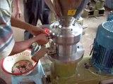 Chili Mill Chili grinding machine how to make chili paste