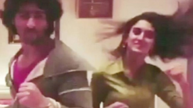 Shaheer Sheikh and Erica Fernandes's Super Girl lesson - Must Watch : Kuch Rang Pyar Ke Aise Bhi
