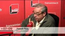 """Pascal Picq : """"Aujourd'hui, tous les éléments de nos vies ont été largement modifiés, et ne nous ont pas été imposés."""""""