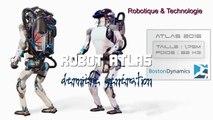 CHIMP (ROBOT ATLAS) La Nouvelle Génération de Robots [ Robotique & Technologie ]