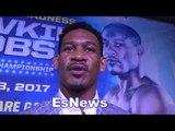 danny jacobs talks ggg and canelo vs chavez jr EsNews Boxing