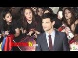 "Taylor Lautner ""Breaking Dawn Part 1"" World Premiere ARRIVALS"