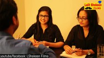 Desi Boy in Job Interview _ Lalit Shokeen Comedy _