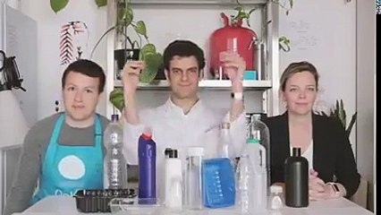 Ooho - l'alternative aux bouteilles d'eau