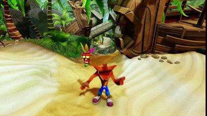 Crash Bandicoot N Sane Trilogy - Idle Animation Contest Winner de Crash Bandicoot N.Sane Trilogy