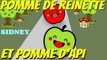 Sidney - Pomme de reinette et pomme d'api