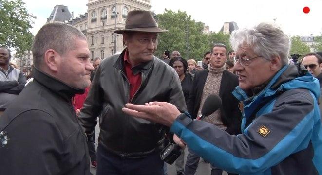 Le Point Rouge : Que faire au 2nd Tour face a Le Pen?