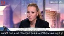 Législatives 2017 : avec agacement, Marion Maréchal-Le Pen confirme sa candidature