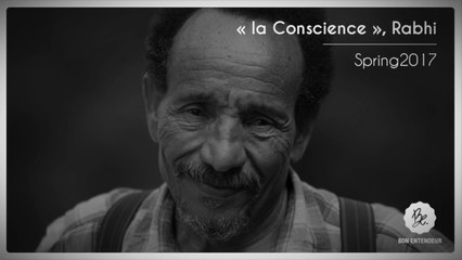 "Bon Entendeur : ""la Conscience"", Rabhi, Spring2017"