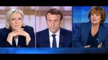 Le débat : la journaliste Nathalie Saint-Cricq moquée, elle se défend sur France 2 (vidéo)