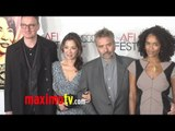 THE LADY Gala Screening Arrivals AFI FEST 2011 Michelle Yeoh and David Thewlis