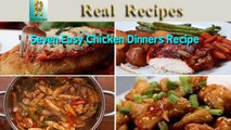 Seven Easy Chicken Dinners Recipes by Real Recipes. A Step by Step Quick and Easy Recipe of Special Healthy Best  Seven Easy Chicken Dinners Recipes at home. Homemade easy recipe of Special Best Seven Easy Ch