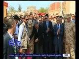 غرفة الأخبار | افتتاح مشروع قرية الخربة بمركز بئر العبد بشمال سيناء