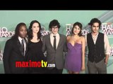 Cast of VICTORIOUS at 2011 TeenNick HALO Awards Arrivals
